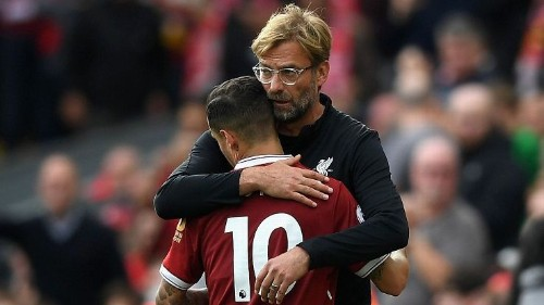 Liverpool not distracted by Philippe Coutinho stories - Jurgen Klopp