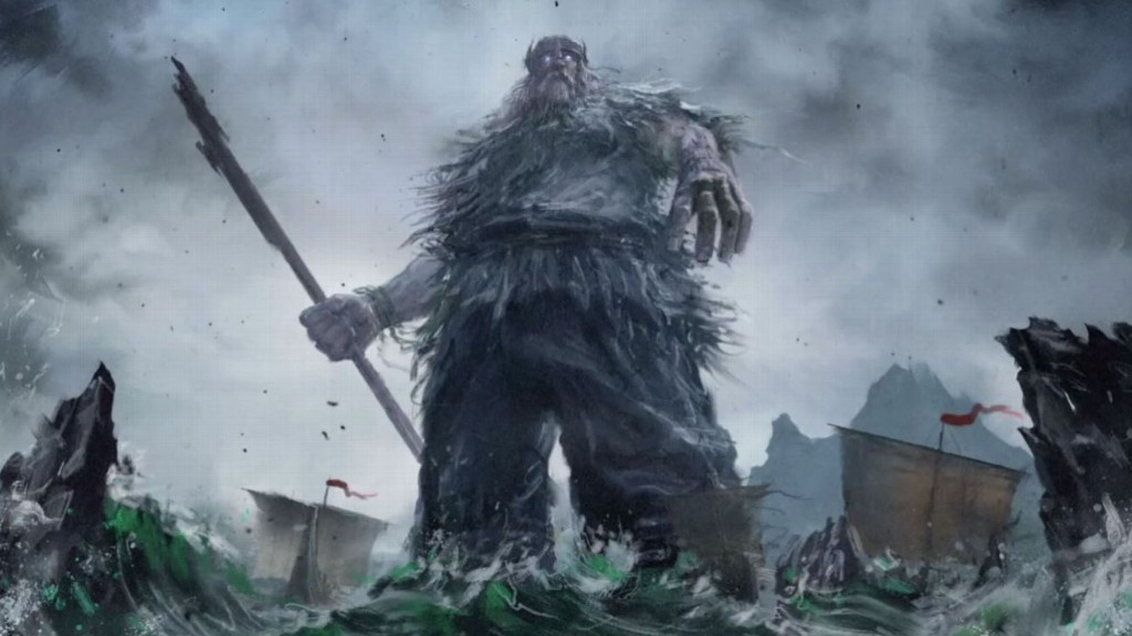 Step aside, Game of Thrones... Iceland pulls together bull, eagle, dragon and giant in epic new video