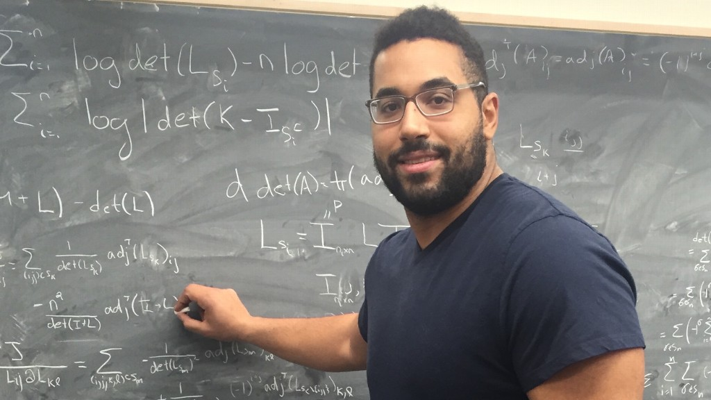From NFL to MIT: John Urschel looking to increase diversity in mathematics