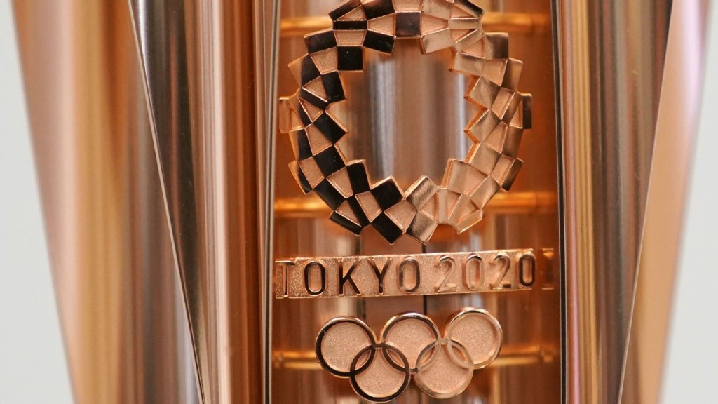 Tokyo Olympic organizers announce 'simplification' changes for Games