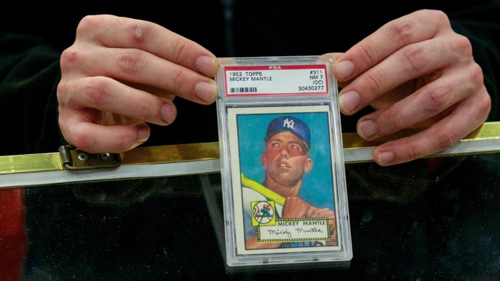 How the coronavirus, the internet and tons of money unexpectedly fueled sports cards' biggest boom