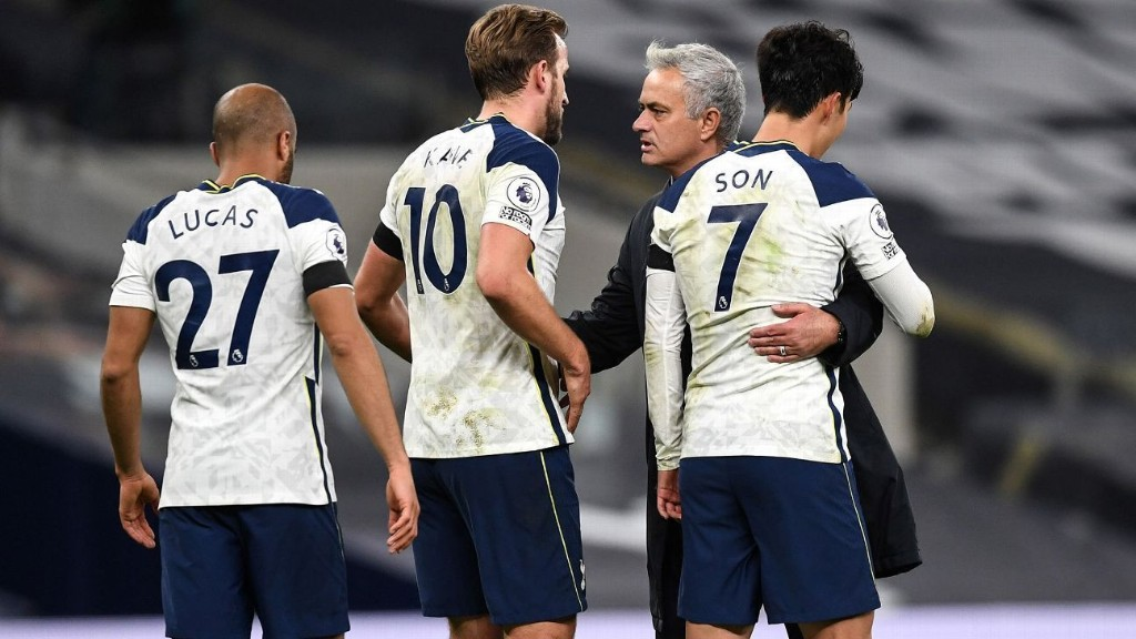 Mourinho, Tottenham show they're in title race; Barcelona in free fall; Zlatan the hero for Milan