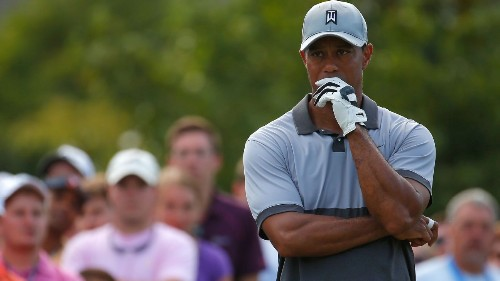 Agent: No timetable for Tiger's return to golf