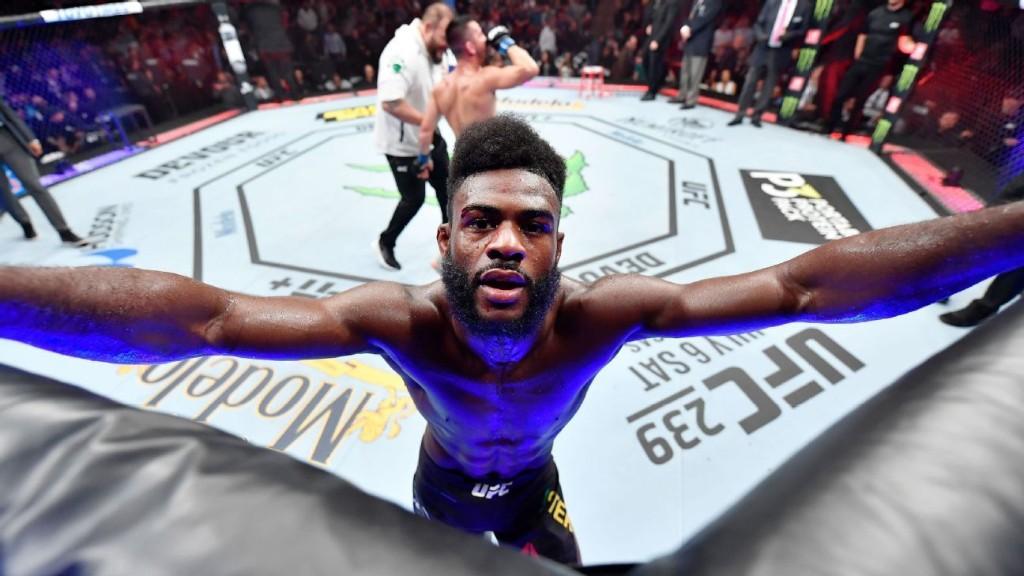 'Title shot or bust' -- Aljamain Sterling, Cory Sandhagen talk UFC 250