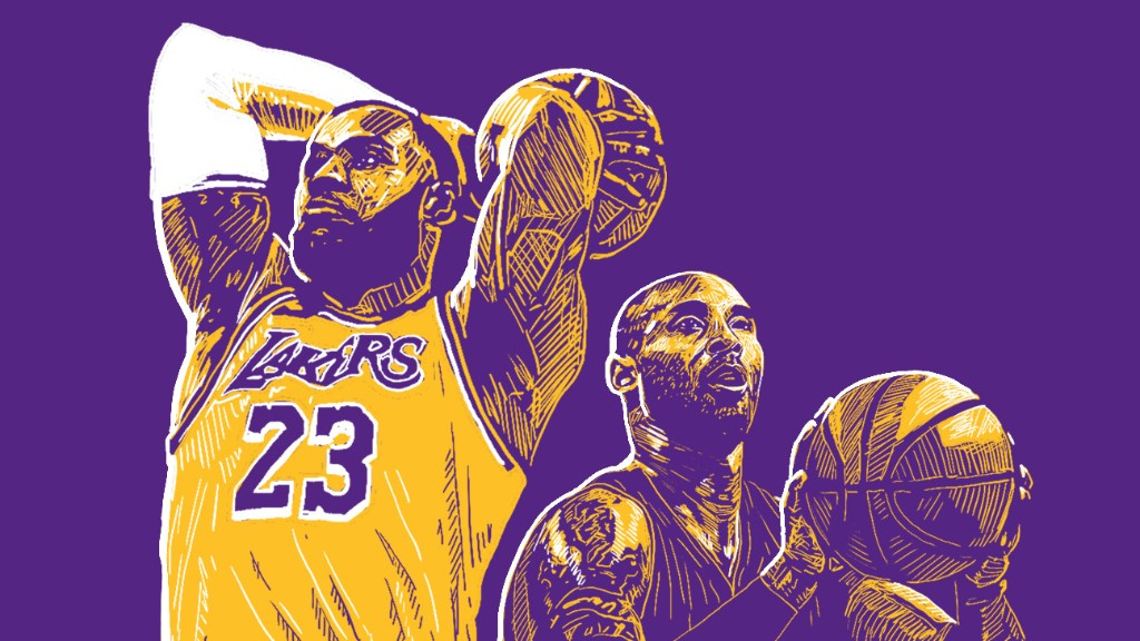 The path to history: How LeBron passed Kobe in all-time scoring
