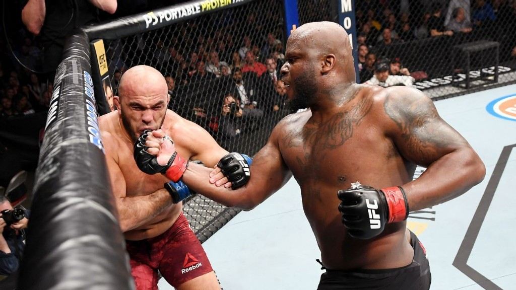 UFC debate: Could wins for Derrick Lewis and Chris Weidman lead to title runs?
