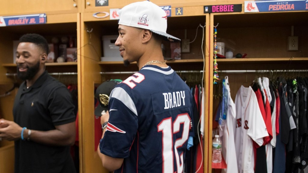 First Mookie Betts, now Tom Brady?! Boston reacts to losing two icons within two months