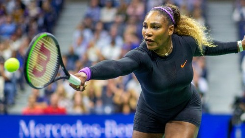 Serena's latest path to US Open final fueled by a focused intensity
