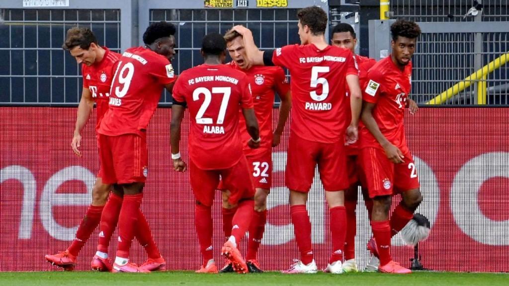 Borussia Dortmund vs. Bayern Munich - Football Match Report - May 26, 2020 - ESPN