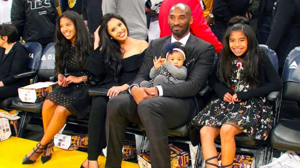 Vanessa Bryant says HOF 'peak' of Kobe's career