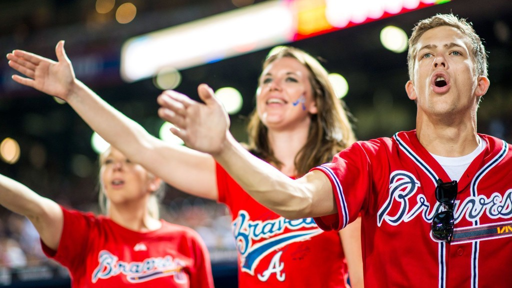 Braves not changing name, looking at 'chop'