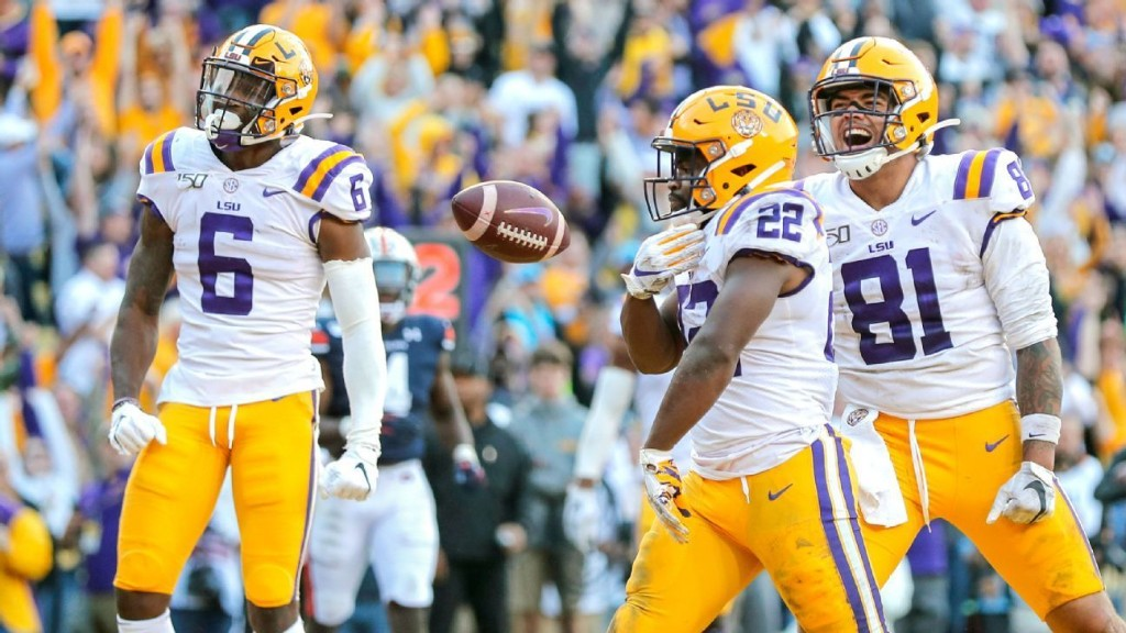 For former LSU stars, this offensive explosion has been a long time coming