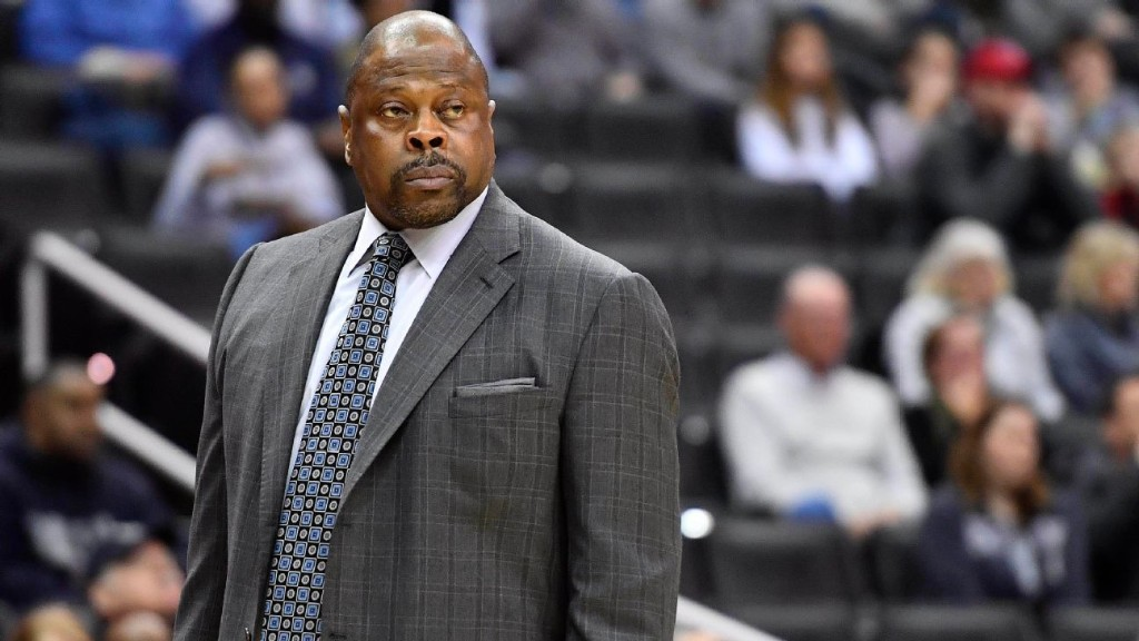 Patrick Ewing says his two Olympic gold medals and Georgetown championship ring stolen