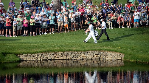 Harig: Masters continues to shine as golf's brightest star