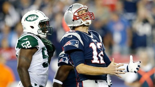 Will patience pay off for Brady, Pats?