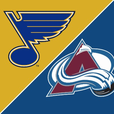 Blues vs. Avalanche - Game Summary - August 2, 2020 - ESPN