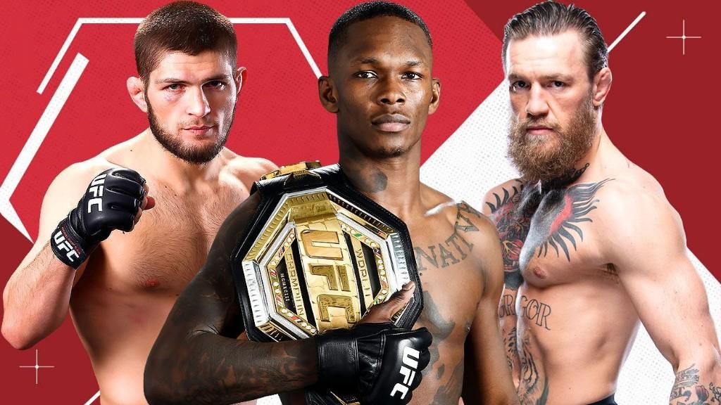 MMA Power Rankings: Is Adesanya, McGregor or Khabib No. 1?