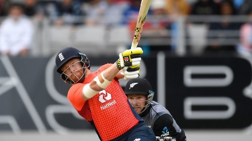 T10 experience helped England in 11-over game - Jonny Bairstow