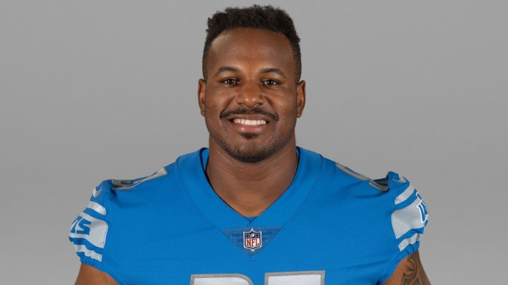 Lions' Nick Williams (shoulder) out vs. Packers