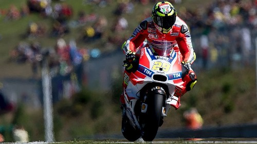 MotoGP rider Iannone gets 18-month steroid ban