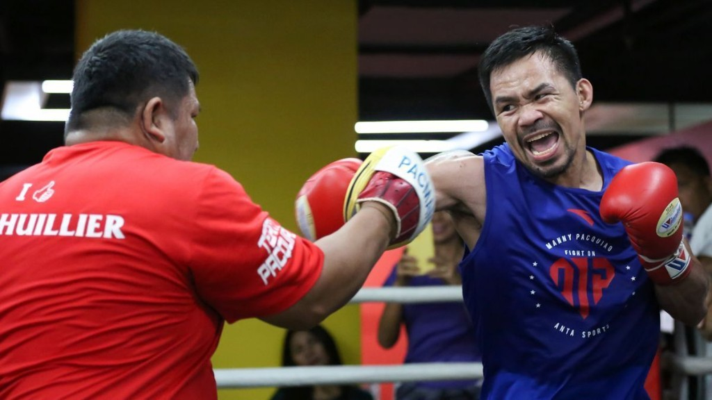 Manny Pacquiao's evolution from knockout artist to crafty veteran