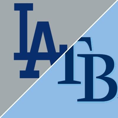 Dodgers vs. Rays - Live Game - October 25, 2020 - ESPN