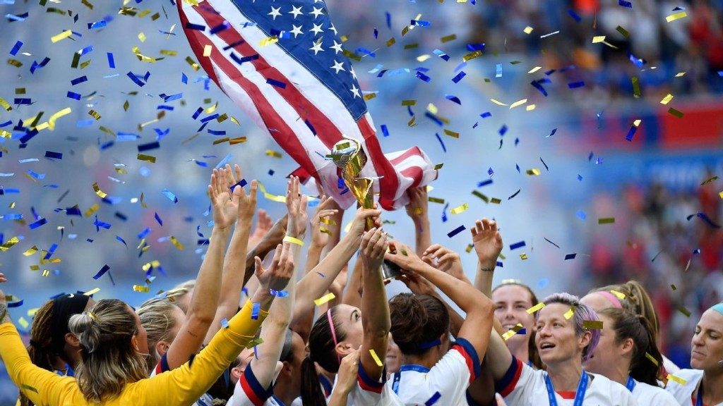 Ranking the eight USWNT Women's World Cup teams