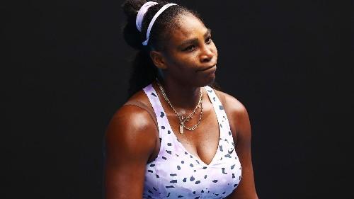 Serena takes full responsibility for shocking Australian Open exit