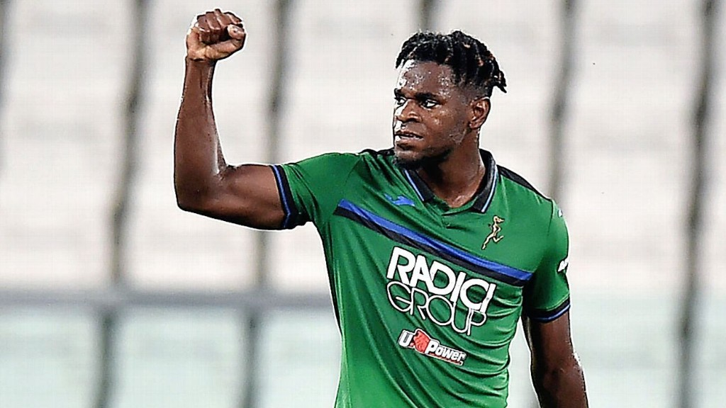 Transfer Talk: Pirlo wants Atalanta's Zapata to join Juventus project