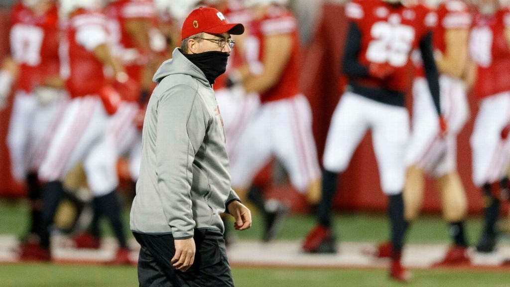 Wisconsin football to decide Tuesday if it can play Purdue Nov. 7 as COVID-19 cases rise