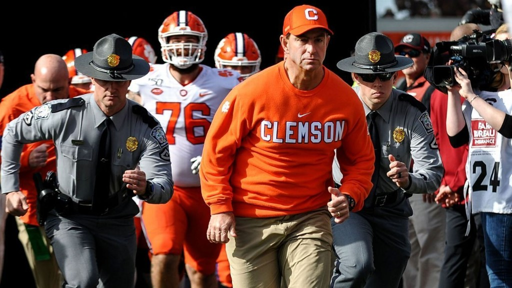 Move over, Alabama: 'Little ol' Clemson' is college football's new superpower