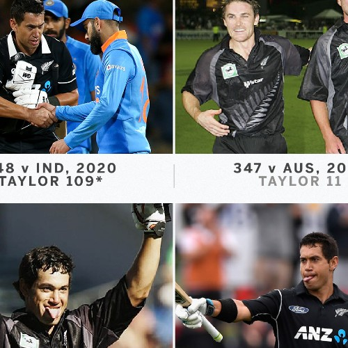 Ross Taylor stars in another successful New Zealand chase