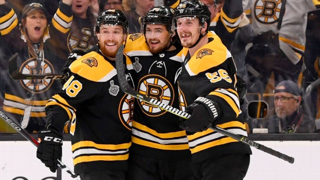 Stanley Cup Playoffs Daily: Bruins strike first with 4-2 win in Game 1