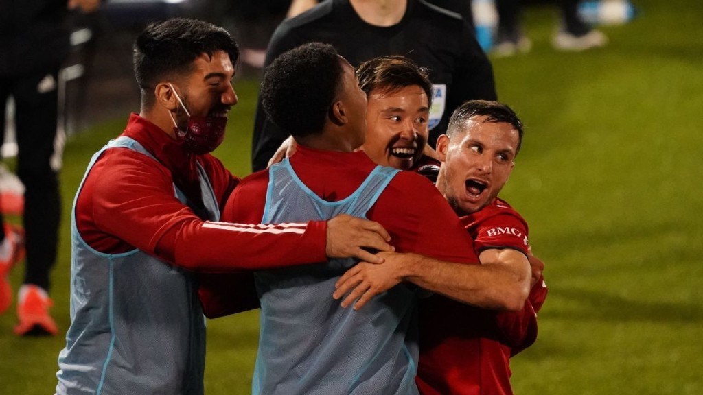 MLS Power Rankings: Toronto FC still top, Columbus Crew SC slide, Sporting KC biggest riser