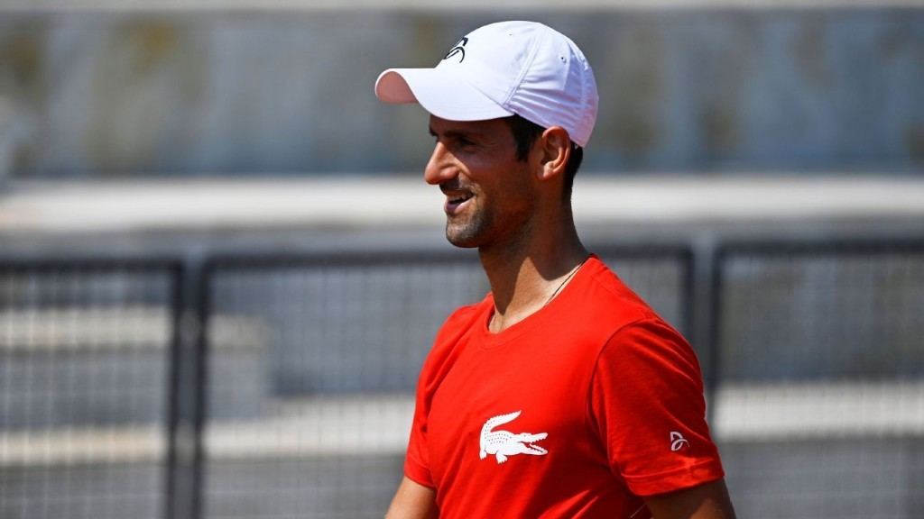 Djokovic confirms talks with ATP chief, players body to move ahead
