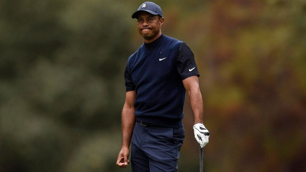 Can Tiger Woods find his missing game in time for the Masters?