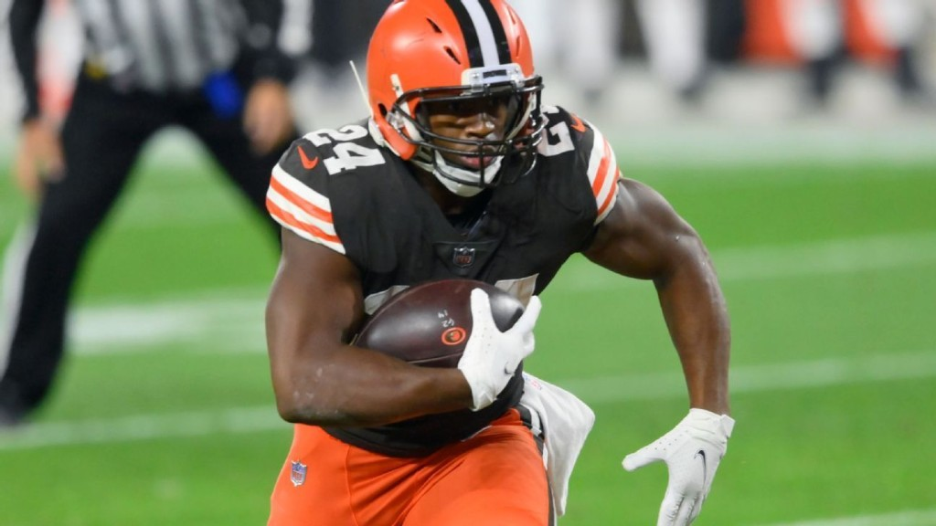 Browns looking to prove they're way more than just good at beating bad teams