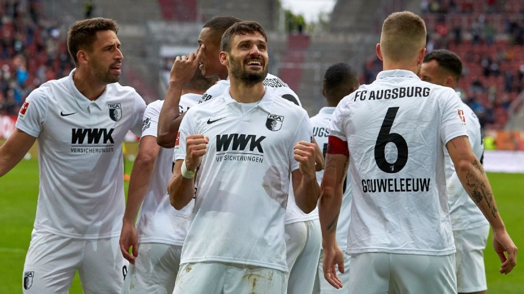 Unfancied and unfashionable Augsburg continue to prosper in the Bundesliga against all odds