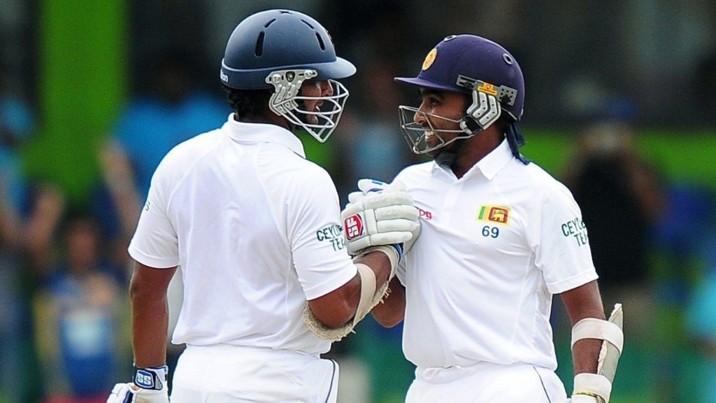 Which batsman has been involved in the most partnerships in Test history?