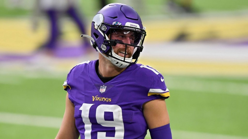 Source: Vikes likely without Thielen vs. Panthers