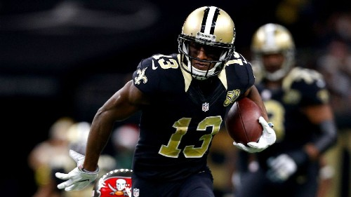 Why Michael Thomas could break Saints' mold as a WR1