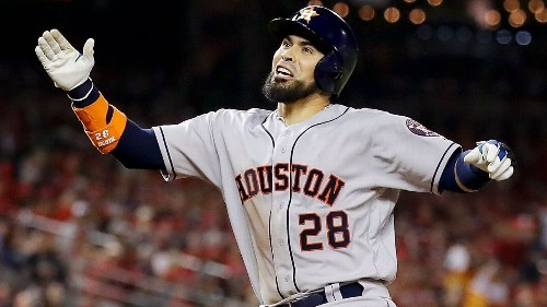How the Astros just gave this World Series a shot at greatness