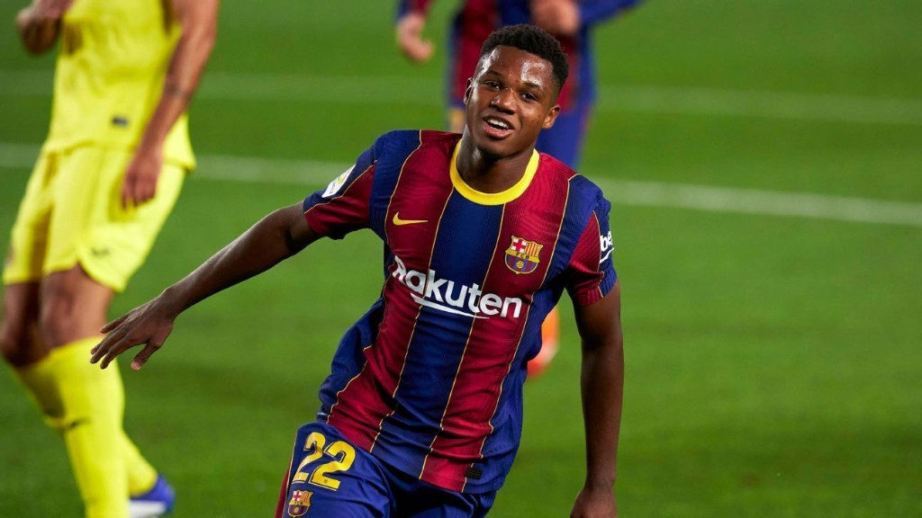 Fati 9/10, Messi 7/10 as Barca pour on the style in Koeman's debut