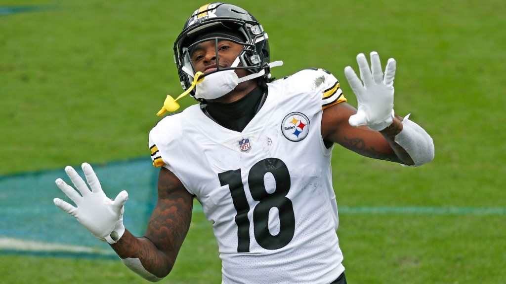 Fantasy fallout: How to sort out Steelers receivers? Who steps up in Cleveland?