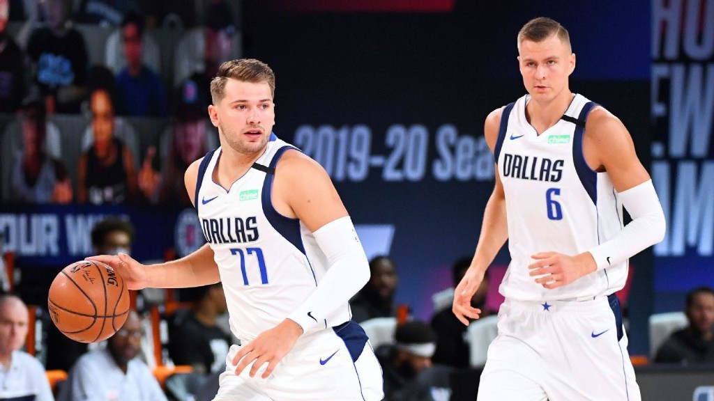 Luka Doncic and the Dallas Mavericks' championship window is approaching