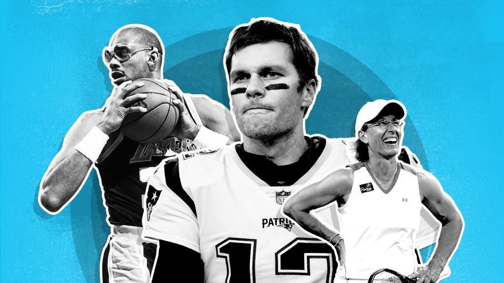Tampa Bay Buccaneers QB Tom Brady becoming king of 40-something athletes