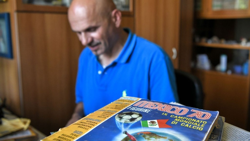 Pele and the 'Holy Grail': The story behind Panini's iconic 'Mexico 70' album