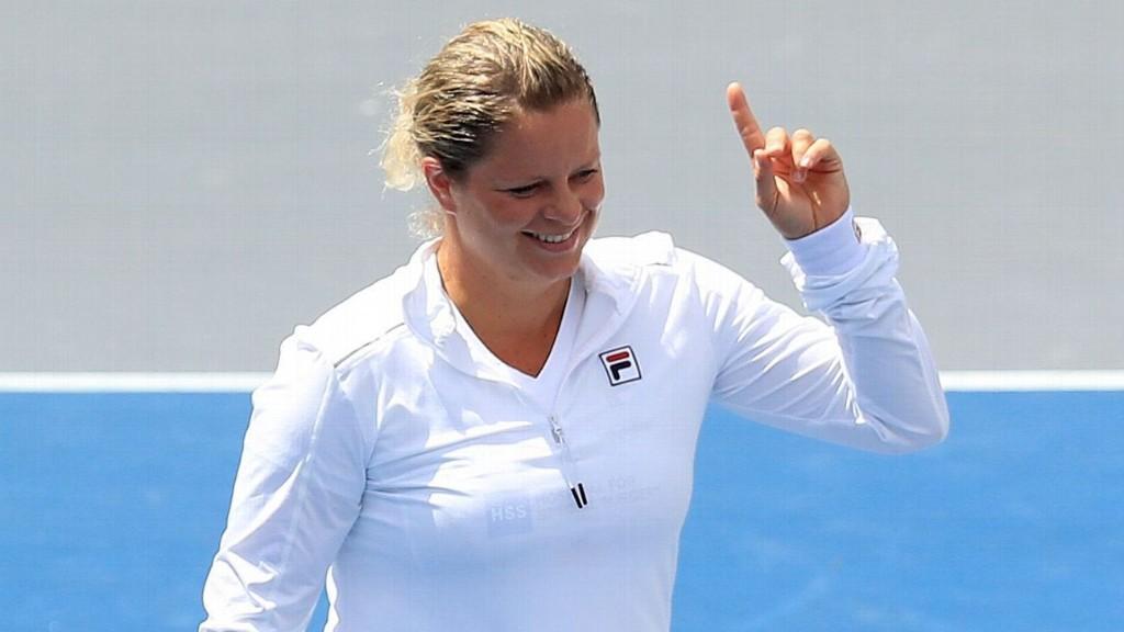 Kim Clijsters still has 'good tennis left in me' in second retirement comeback