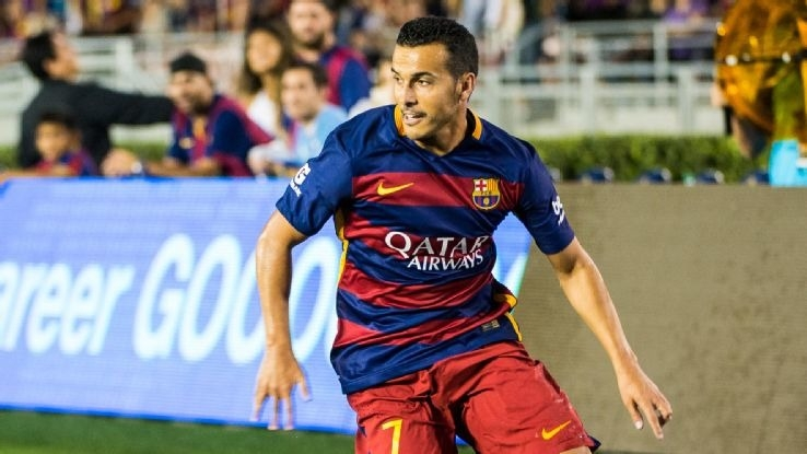 Thierry Henry says Pedro better for Man United than Di Maria