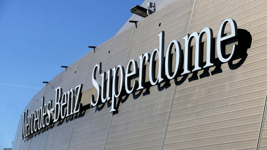 Source: New Orleans Saints still playing at Superdome for now